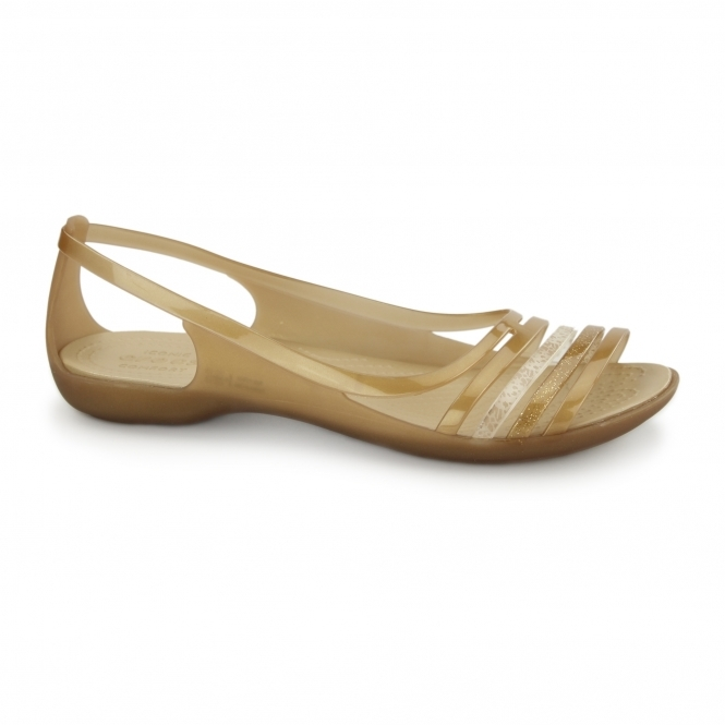 ISABELLA FLAT Ladies Sandals Bronze