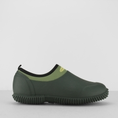 Muck Boots DAILY Unisex Gardening Outdoor Slip On Shoes Green
