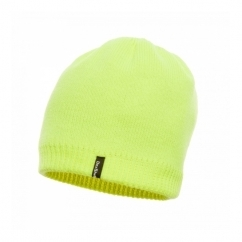 DexShell SOLO Unisex Waterproof Thermal Beanie Hat Hi-Vis Yellow