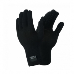 TOUCHFIT Unisex Waterproof Gloves Black