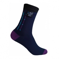 ULTRAFLEX Unisex Ankle Waterproof Socks Navy