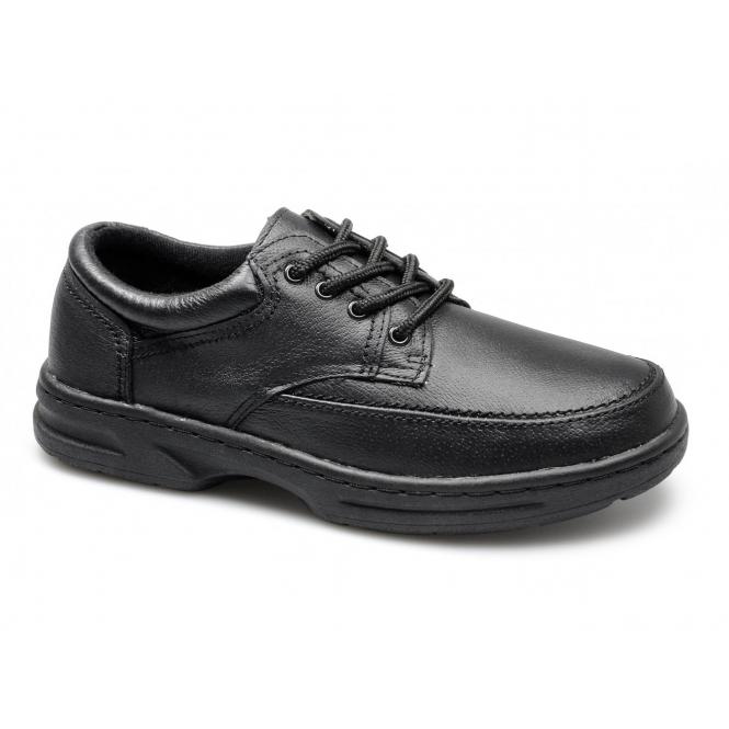 Dr Keller Brian 3 Mens Wide Fit Lace Up Shoes Black Buy At Shuperb