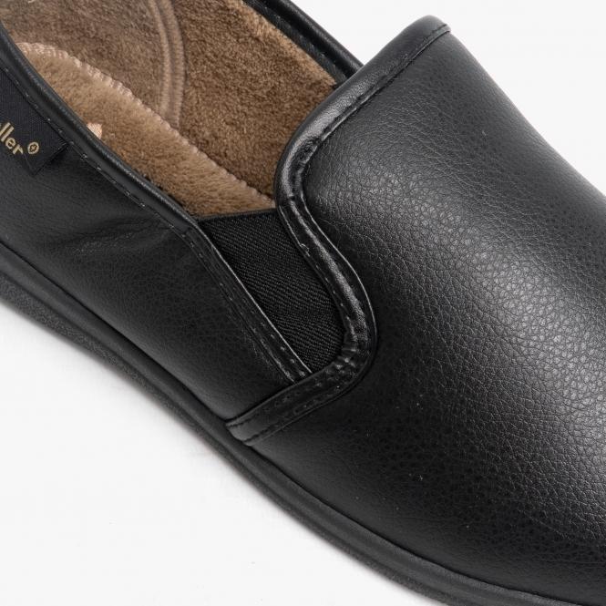 Dr Keller CHRISTOF Mens Faux Leather