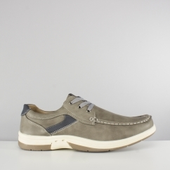 DEC Mens Casual Shoes Grey