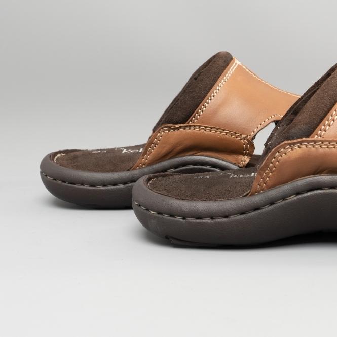 Dr Keller RORY Mens Soft Leather Slip