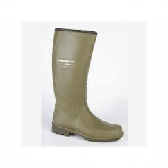 PUROFORT Unisex Wellington Boots Green