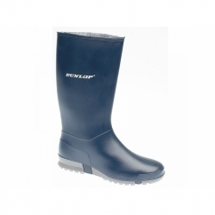 SPORT Junior-Ladies Wellington Boots Navy