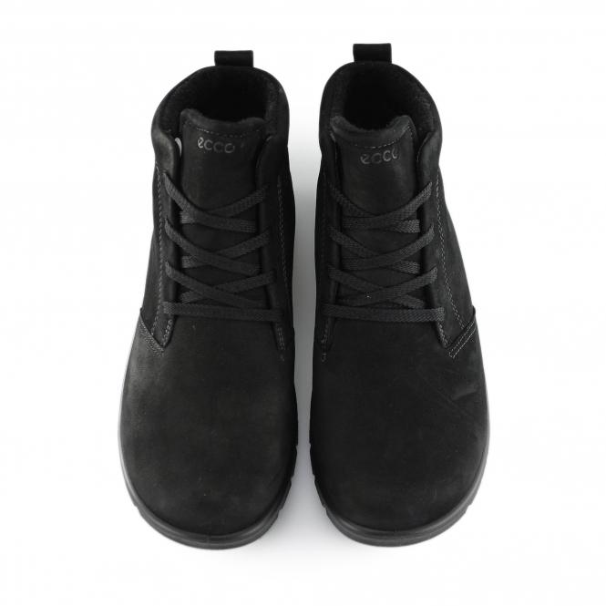 947584b8 ECCO BABETT Ladies Nubuck Leather Ankle Boots Black | Shuperb