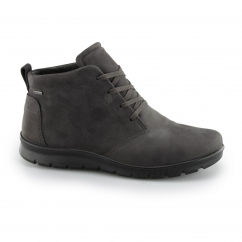 BABETT Ladies Nubuck Leather Ankle Boots Shale