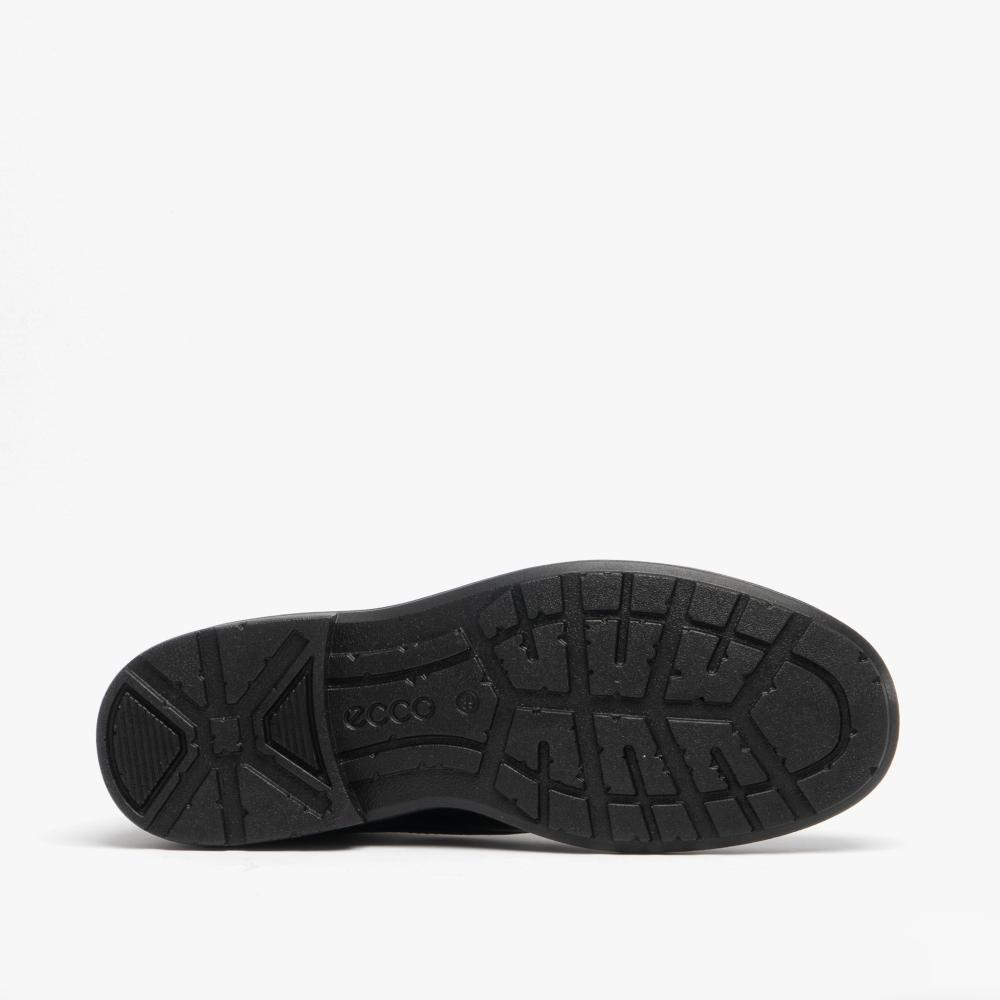 a6718c37 COHEN Boys Leather School Shoes Black