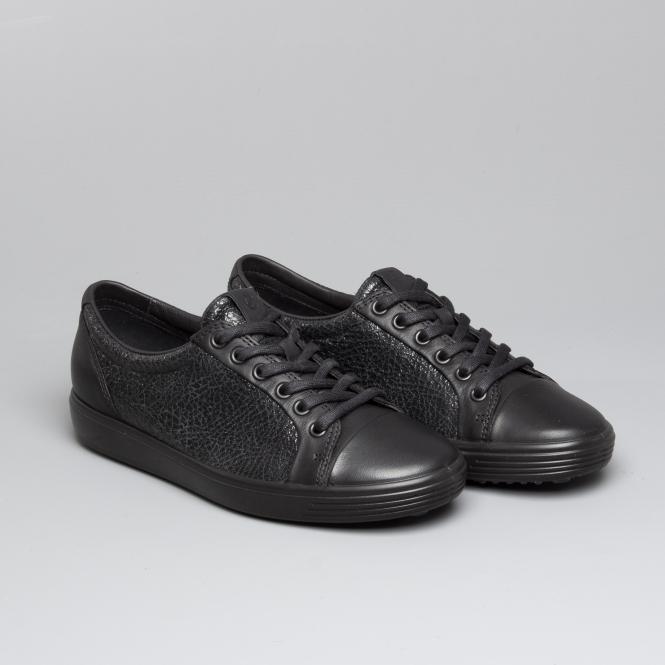ecco soft 7 black leather - 53% OFF