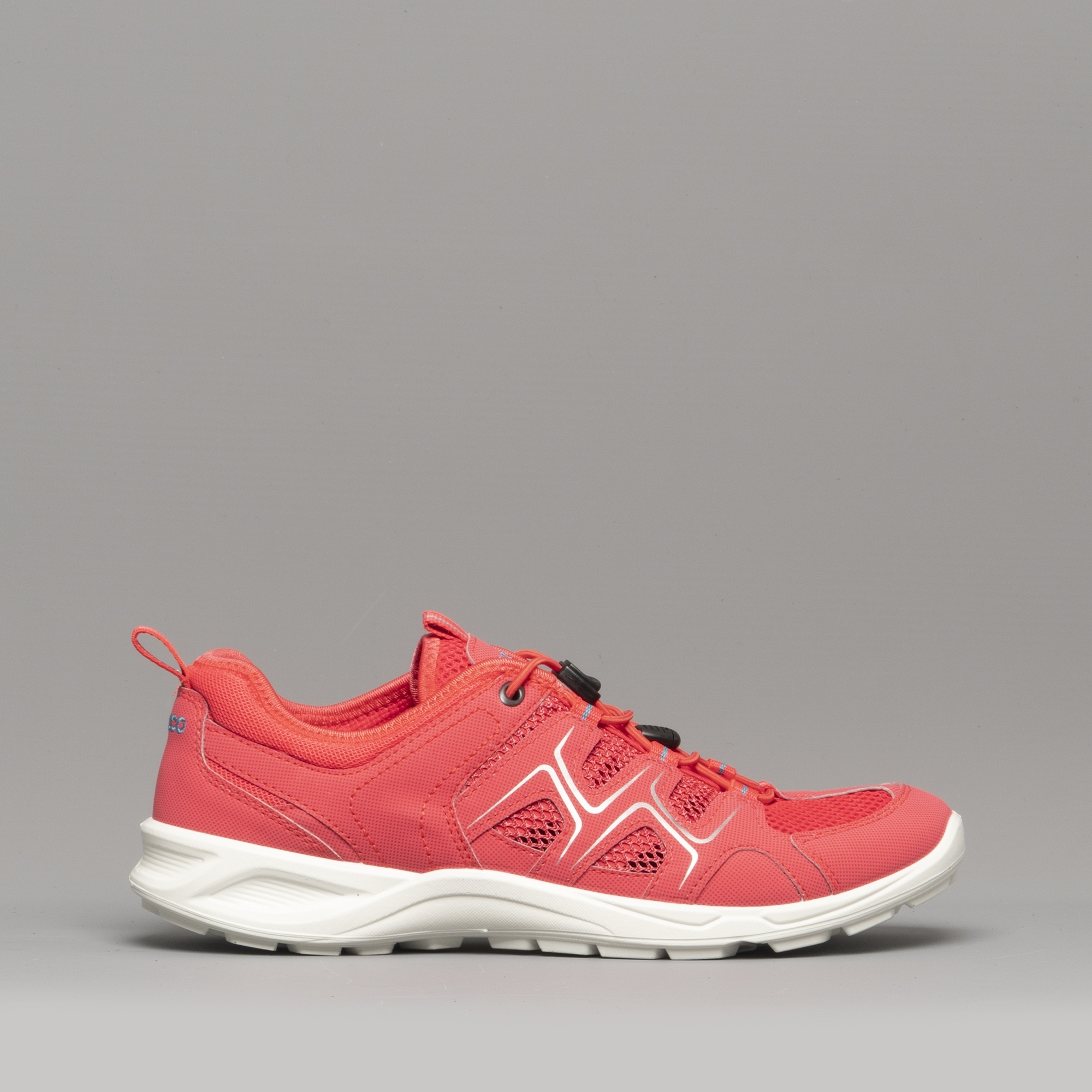 ECCO TERRACRUISE LT Ladies Mesh Outdoor Shoes Teaberry