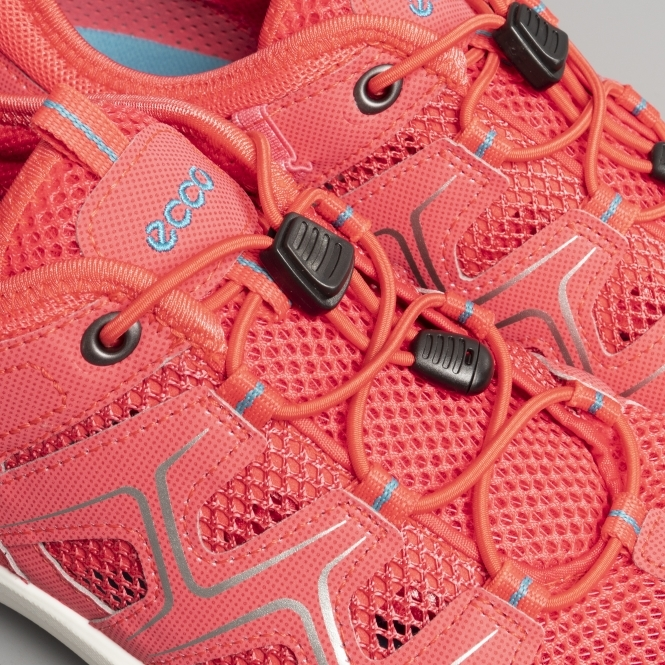 TERRACRUISE LT Ladies Mesh Outdoor Shoes Teaberry