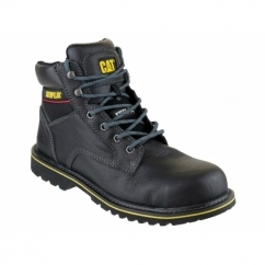 ELECTRIC 6'' Mens SB SRA Safety Boots Black