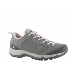 EQUILIBRIO BELLINI LOW Ladies WP Walking Shoes Grey/Violet