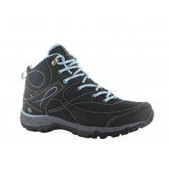EQUILIBRIO BIJOU MID I Ladies WP Walking Boots Black/Blue