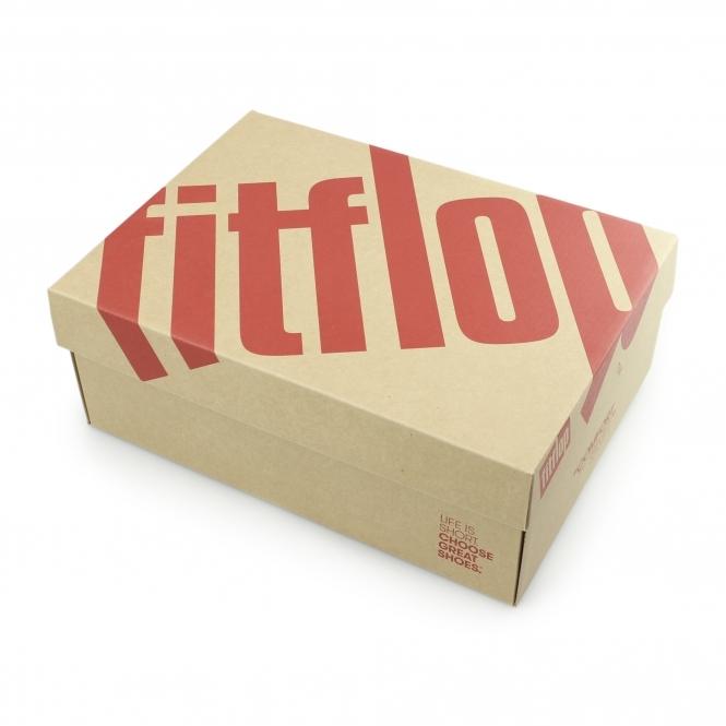 15af7d4dbd0 FitFlop™ BANDA CRYSTAL™ Ladies Toe Post Embellished Sandals Rose Gold