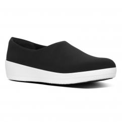 SUPERSTRETCH™ BOBBY LOAFERS Womens Slip On Shoes Black