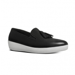 TASSEL SUPERSKATE™ Ladies Leather Loafers Black