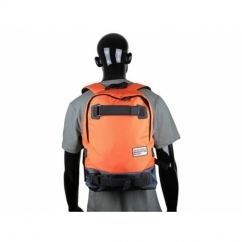 FLASHLIGHT Unisex Backpack Orange