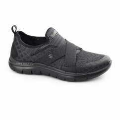 FLEX APPEAL 2.0 - NEW IMAGE Ladies Sports Trainers Black