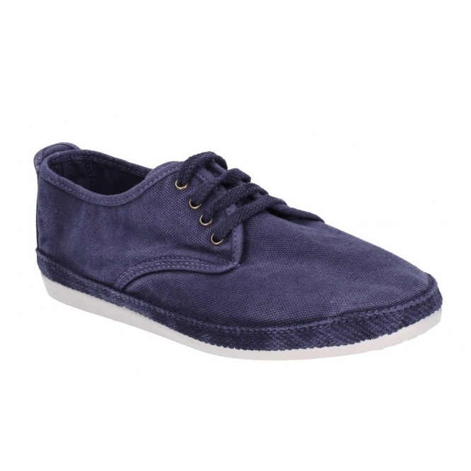 Flossy RAUDO Mens Canvas Lace Up