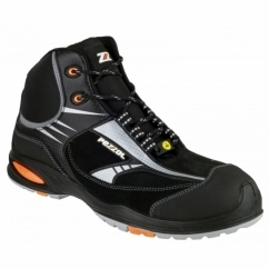 FORMULA 2 882 Unisex S3 SRC Safety Boots Black