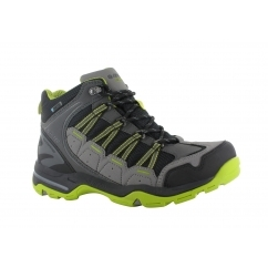 FORZA LITE MID Mens WP Walking Boots Charcoal/Chartreuse