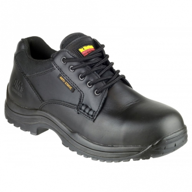 Dr Martens FS206 KEADBY Unisex S1 SRC Safety Shoes Black