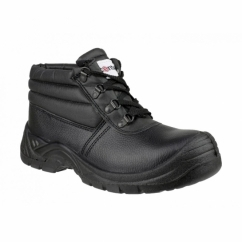 FS83 Mens Safety Chukka Boots Black