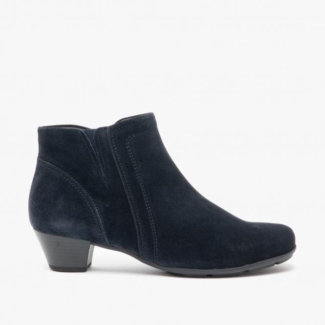 Gabor HERITAGE Ladies Ankle Boots Ocean