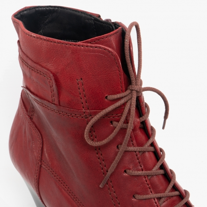Gabor NATIONAL Ladies Leather Lace Up