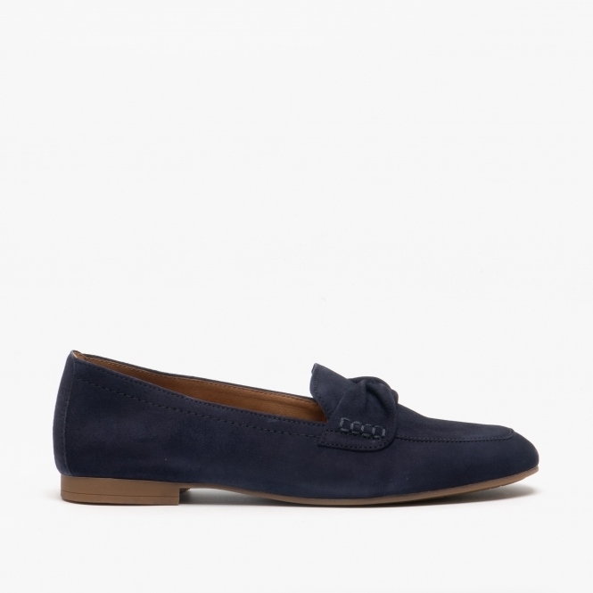 gabor suede loafers cheap online