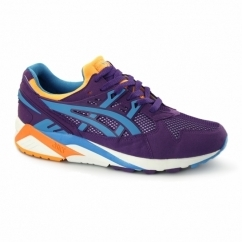 GEL-KAYANO TRAINER Mens Trainers Purple/Atomic Blue