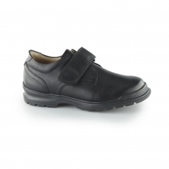 Geox JR WILLIAM Boys Touch Fasten School Shoes