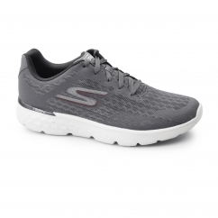 GORUN 400 - DISPERSE Mens Mesh Sports Trainers Charcoal/Red