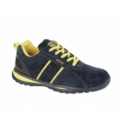 M090CS Unisex SB SRA Safety Trainers Navy