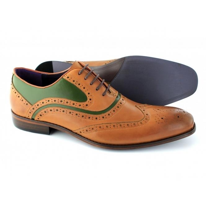 mens tan shoes
