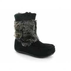HAIRSPRAY Girls Eskimo Winter Boots Black