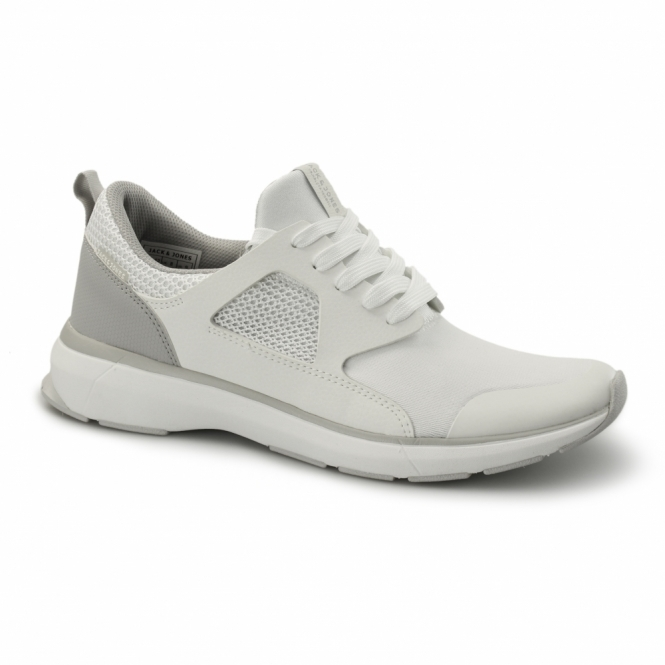 Jack & Jones HATTON Mens Trainers Bright White