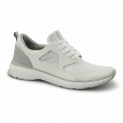 HATTON Mens Trainers Bright White