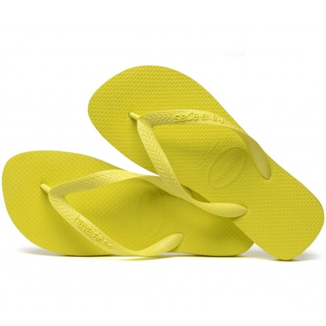30cadf61f Havaianas HAV TOP Ladies Flip Flops Citrus Yellow