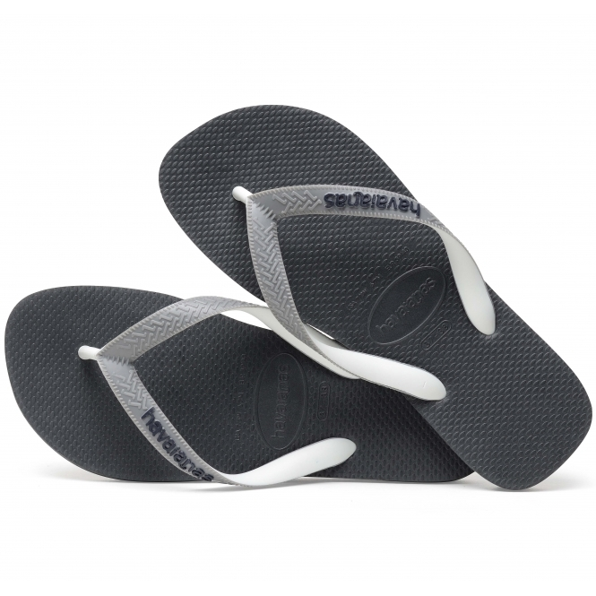 8c70eb4fb Havaianas HAV TOP MIX Mens Flip Flops Graphite Grey