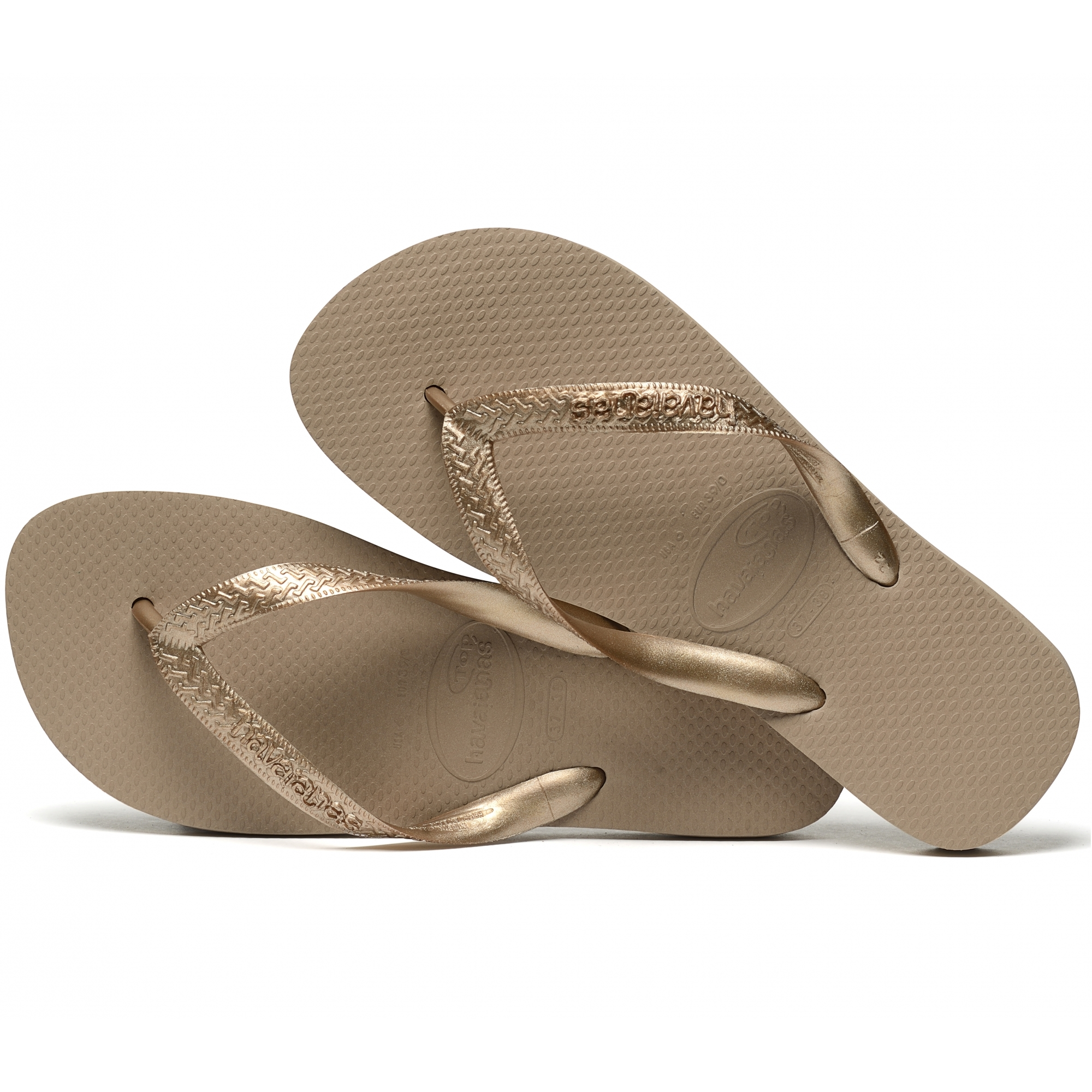 36c7dbe5456 Havaianas HAV TOP TIRAS Ladies Flip Flops ROSE GOLD