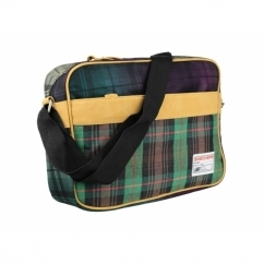 HAZE Mens Shoulder Messenger Bag Multi Colour