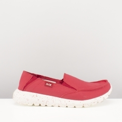 AVA Ladies Canvas Shoes Coral
