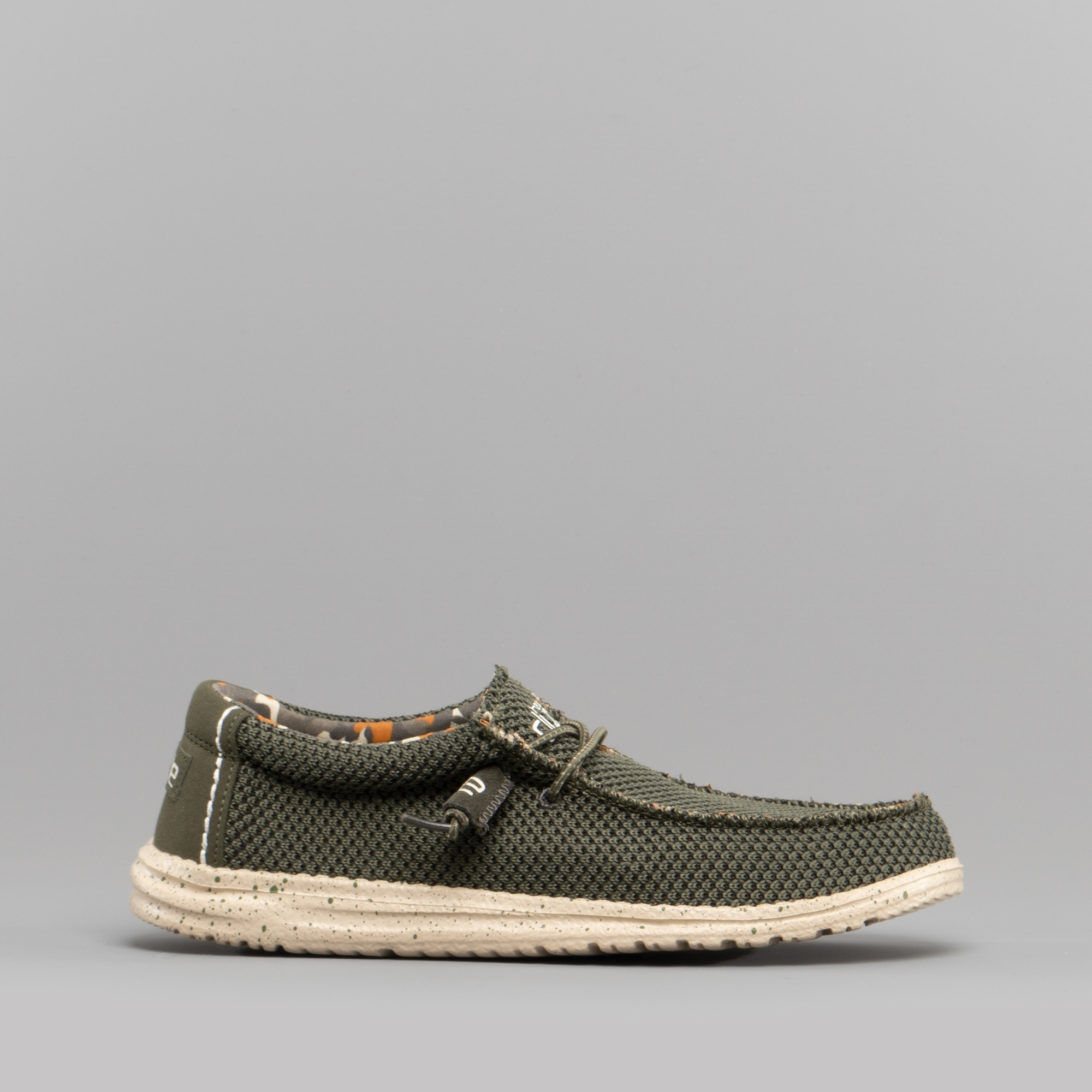 743c1f77a Hey Dude WALLY SOX Mens Relaxed Fit Shoes Musk | Shuperb.co.uk