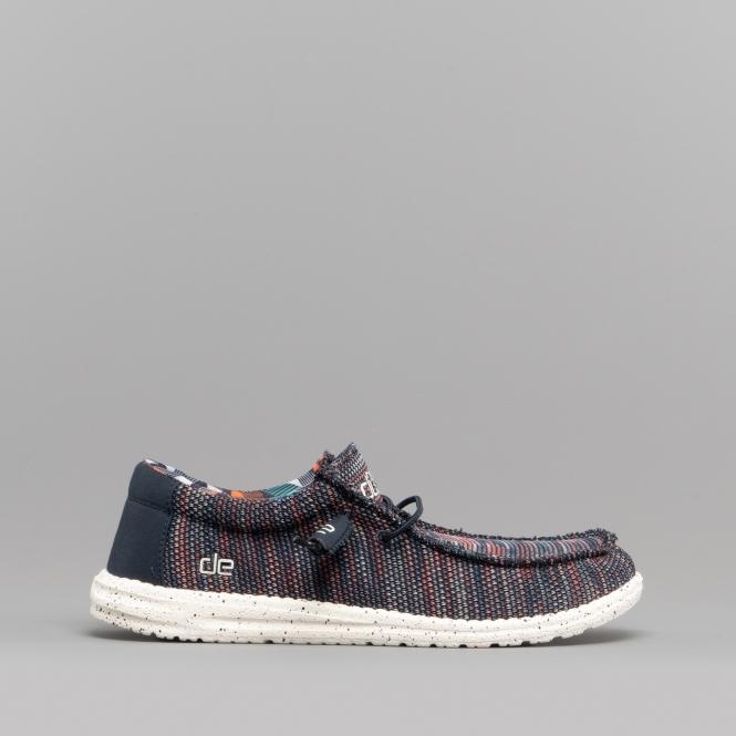 Blueorange Textile Shoes Sox Wally Mens R3A54jL