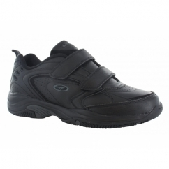 BLAST LITE EZ Mens Touch Fasten Trainers Black
