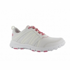 FLYAWAY II LUX Ladies Sports Trainers White/Pink